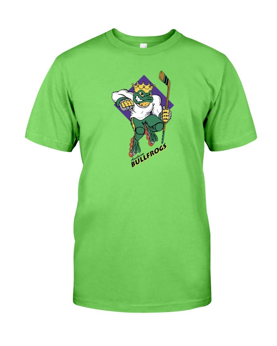 Anaheim Bullfrogs Classic T-Shirt