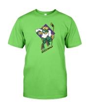 Anaheim Bullfrogs Classic T-Shirt front