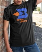 Buffalo Braves Classic T-Shirt apparel-classic-tshirt-lifestyle-27
