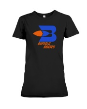 Buffalo Braves Premium Fit Ladies Tee thumbnail