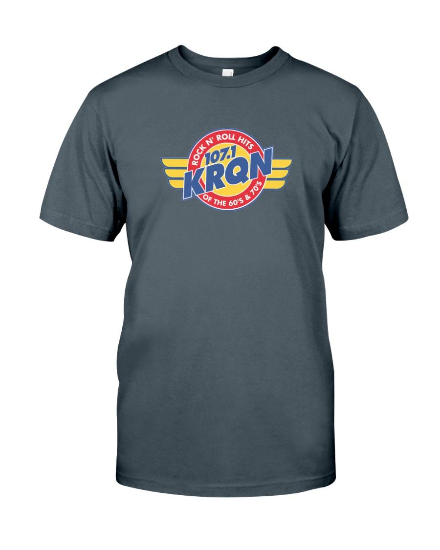 KRQN - Cedar Rapids Iowa Classic T-Shirt