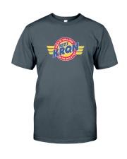 KRQN - Cedar Rapids Iowa Classic T-Shirt front