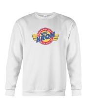 KRQN - Cedar Rapids Iowa Crewneck Sweatshirt thumbnail