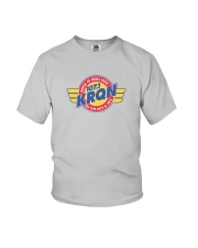 KRQN - Cedar Rapids Iowa Youth T-Shirt thumbnail