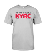 KYAC - Seattle Washington Classic T-Shirt front
