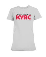 KYAC - Seattle Washington Premium Fit Ladies Tee thumbnail