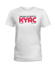 KYAC - Seattle Washington Ladies T-Shirt thumbnail