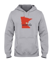 Minnesota Hooded Sweatshirt thumbnail