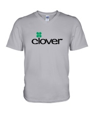 Clover V-Neck T-Shirt tile