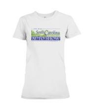 2003 South Carolina International Auto Show Premium Fit Ladies Tee thumbnail