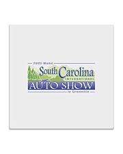 2003 South Carolina International Auto Show Square Coaster thumbnail
