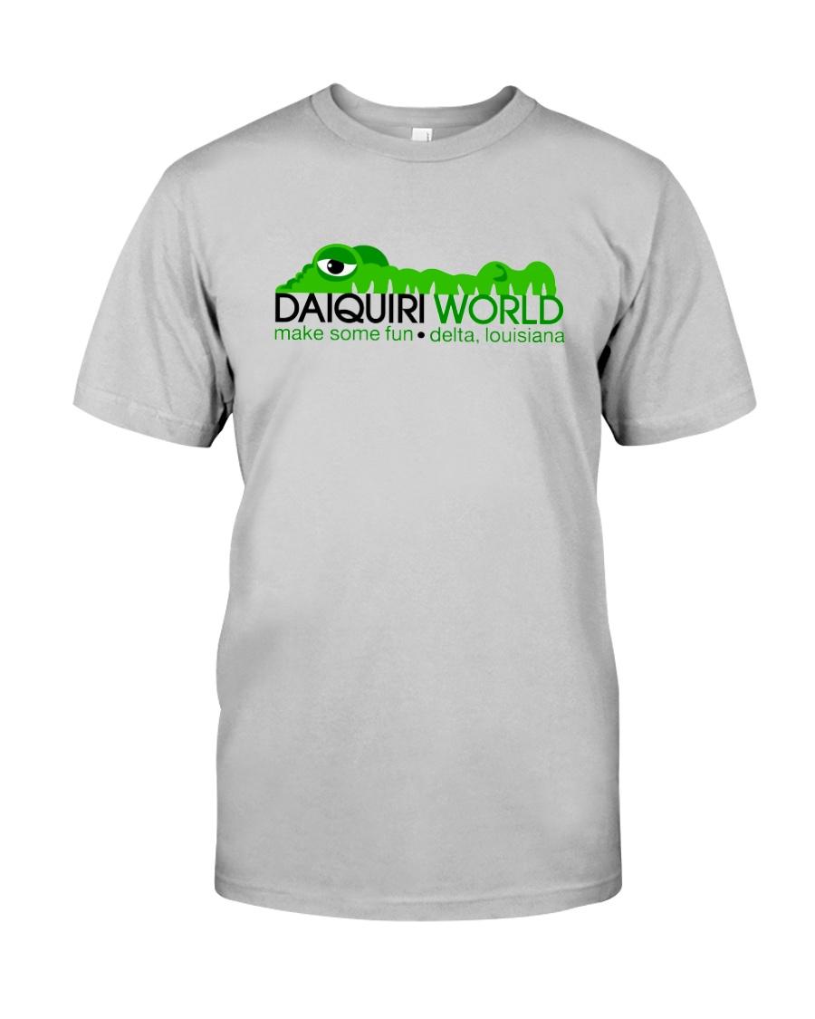 Daiquiri World - Delta Louisiana Classic T-Shirt
