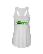Daiquiri World - Delta Louisiana Ladies Flowy Tank thumbnail