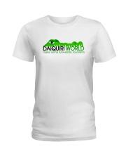Daiquiri World - Delta Louisiana Ladies T-Shirt thumbnail