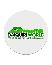 Daiquiri World - Delta Louisiana Circle Coaster thumbnail