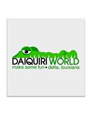 Daiquiri World - Delta Louisiana Square Coaster thumbnail