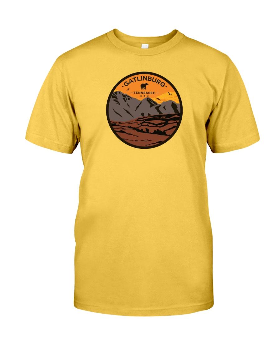 Gatlinburg - Tennessee  Classic T-Shirt