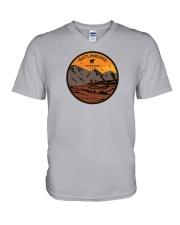 Gatlinburg - Tennessee  V-Neck T-Shirt thumbnail