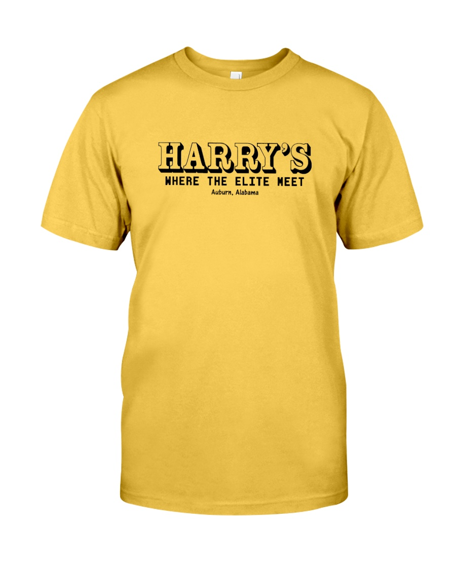 Harry's Lounge - Auburn Alabama Classic T-Shirt