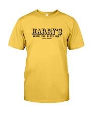 Harry's Lounge - Auburn Alabama Classic T-Shirt front