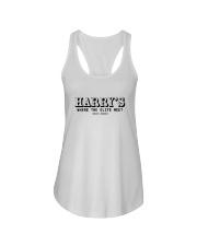 Harry's Lounge - Auburn Alabama Ladies Flowy Tank thumbnail