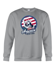 America - New York Crewneck Sweatshirt thumbnail