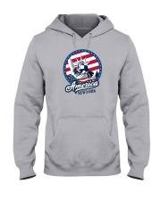 America - New York Hooded Sweatshirt thumbnail
