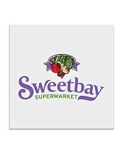 Sweetbay Supermarket Square Coaster thumbnail