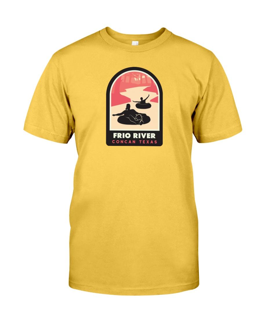 Frio River - Texas Classic T-Shirt