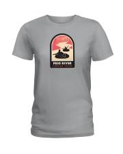 Frio River - Texas Ladies T-Shirt thumbnail
