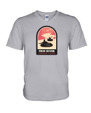 Frio River - Texas V-Neck T-Shirt thumbnail