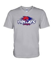 Florida Firecats V-Neck T-Shirt thumbnail
