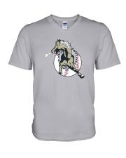 San Bernardino Stampede V-Neck T-Shirt thumbnail