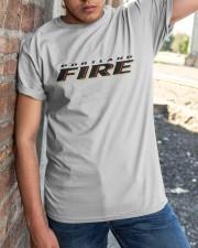 Portland Fire Classic T-Shirt apparel-classic-tshirt-lifestyle-27