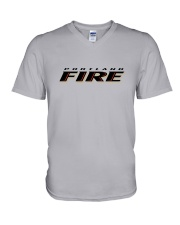 Portland Fire V-Neck T-Shirt thumbnail
