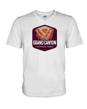 Grand Canyon National Park V-Neck T-Shirt thumbnail