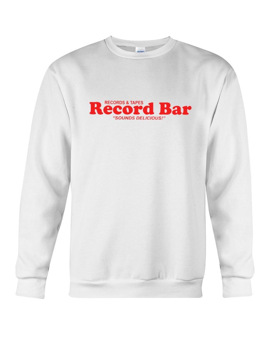 Record Bar Crewneck Sweatshirt