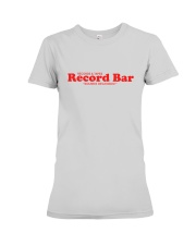 Record Bar Premium Fit Ladies Tee thumbnail