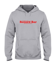 Record Bar Hooded Sweatshirt thumbnail