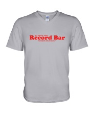 Record Bar V-Neck T-Shirt thumbnail