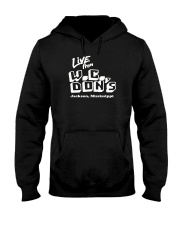 Live from W C Don's - Jackson Mississippi Hooded Sweatshirt thumbnail