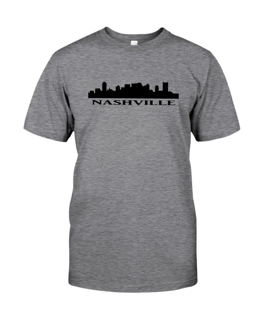 The Nashville Skyline Classic T-Shirt