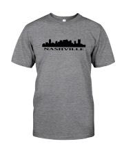 The Nashville Skyline Classic T-Shirt front