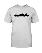 The Nashville Skyline Premium Fit Mens Tee thumbnail