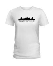The Nashville Skyline Ladies T-Shirt thumbnail