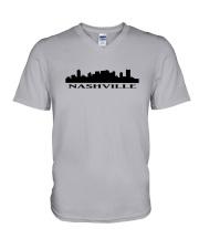 The Nashville Skyline V-Neck T-Shirt thumbnail