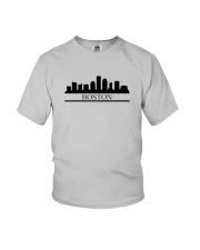 The Boston Skyline Youth T-Shirt thumbnail