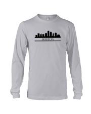 The Boston Skyline Long Sleeve Tee thumbnail