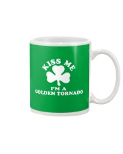 Kiss Me I'm a Golden Tornado Mug tile