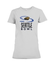 Seattle Bowl - Seattle Washington Premium Fit Ladies Tee thumbnail